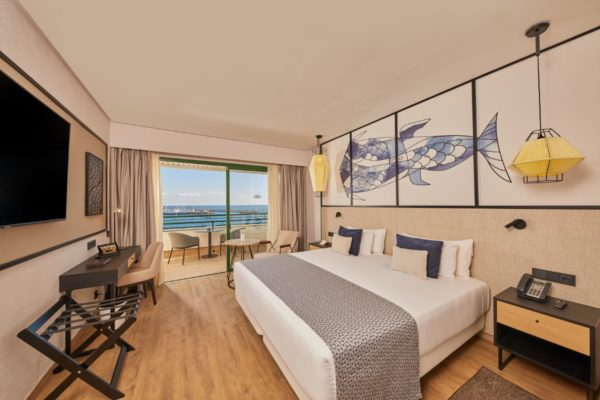 Double Room with Ocean View - Preferred Club